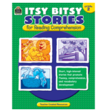 Itsy Bitsy Stories for Reading Comprehension