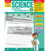 Science Lessons & Investigations