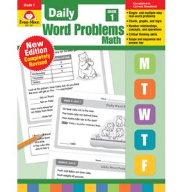 Daily Word Problems Math