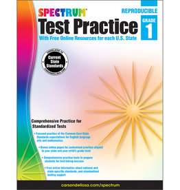 Spectrum Test Prep