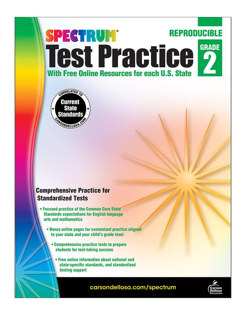 Spectrum Test Prep