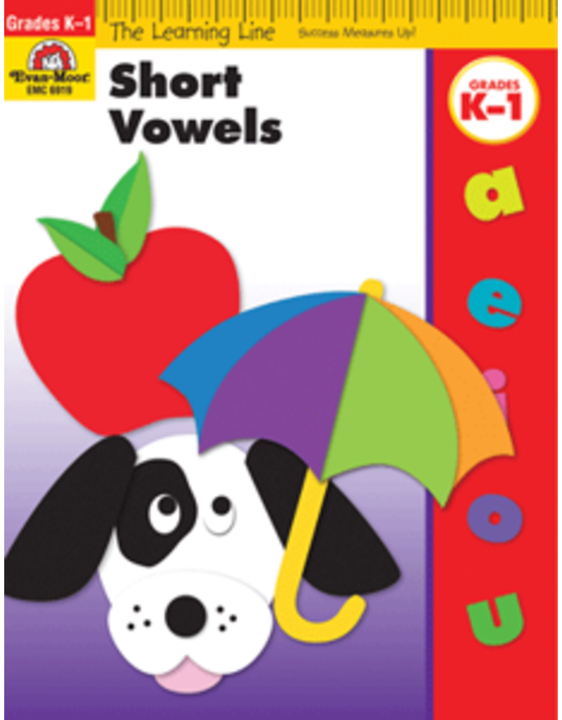 Learning Line: Short Vowels