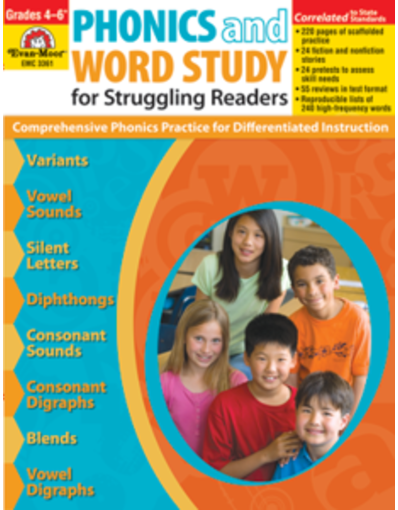 Phonics and Word Study for Struggling Readers