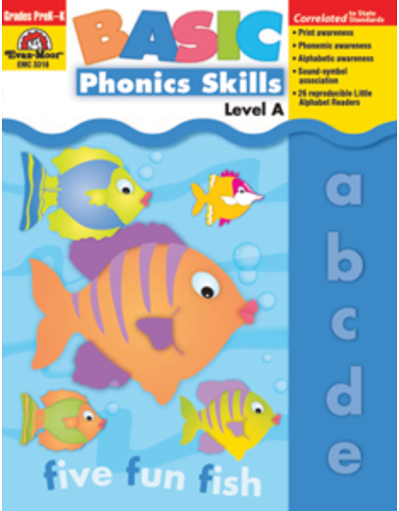 Basic Phonics Skills Level A