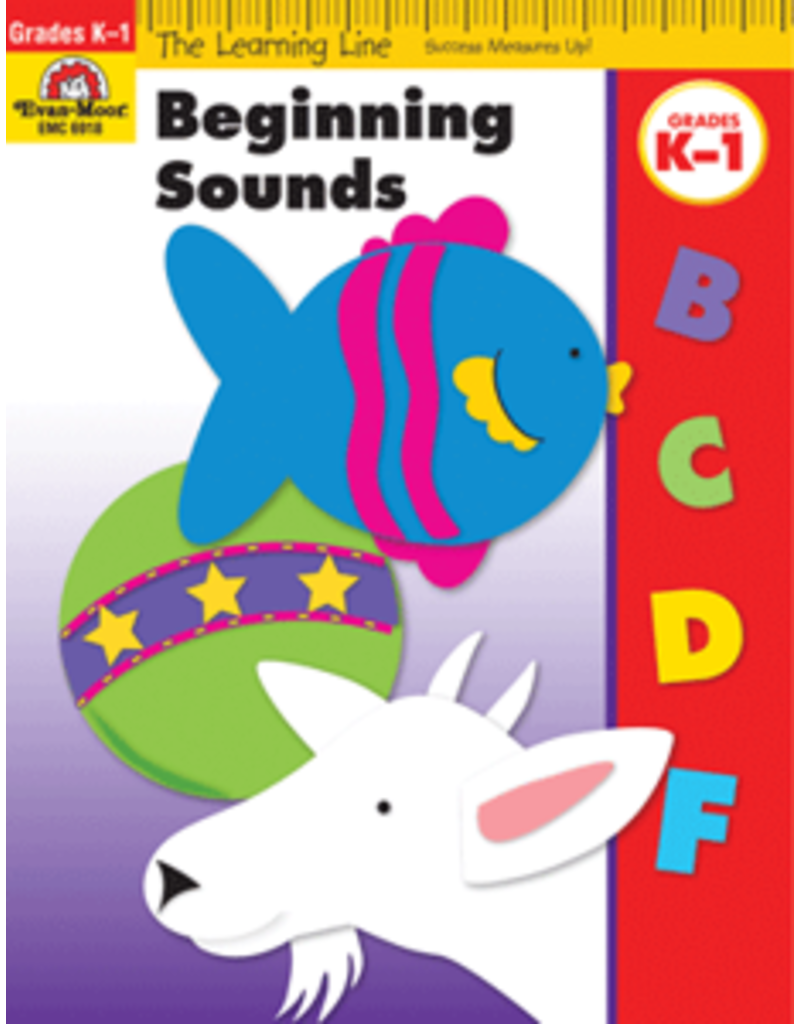 Learning Line: Beginning Sounds