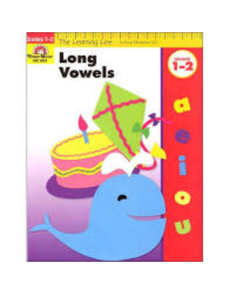 Learning Line: Long Vowels