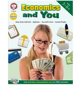 Economics and You (5–8+) Book