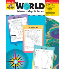 The World: Reference Maps and Forms
