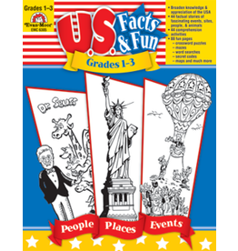 U.S. Facts and Fun Grades 1-3