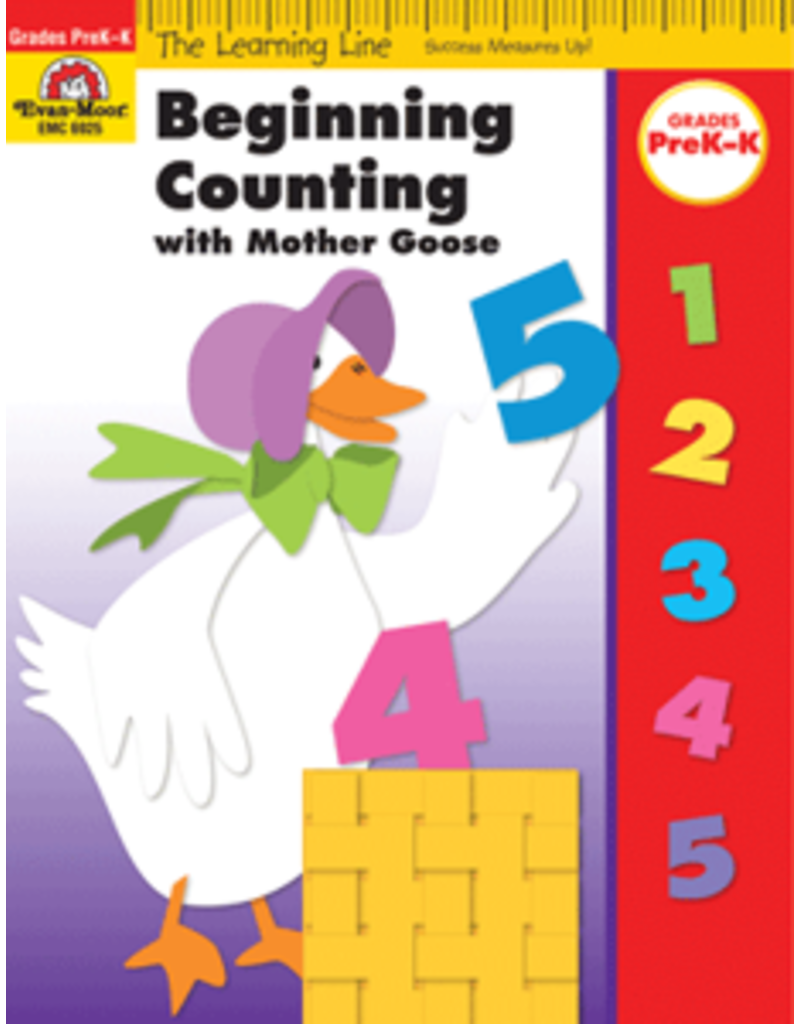 Learning Line: Beginning Counting with Mother Goose