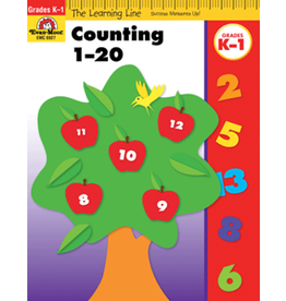 Learning Line: Counting 1-20