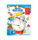 More Minute Math Drills: Addition & Subtraction Grade 1–3