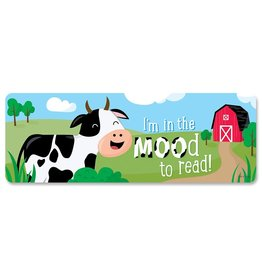 I'm in the MOOd to Read! Bookmarks