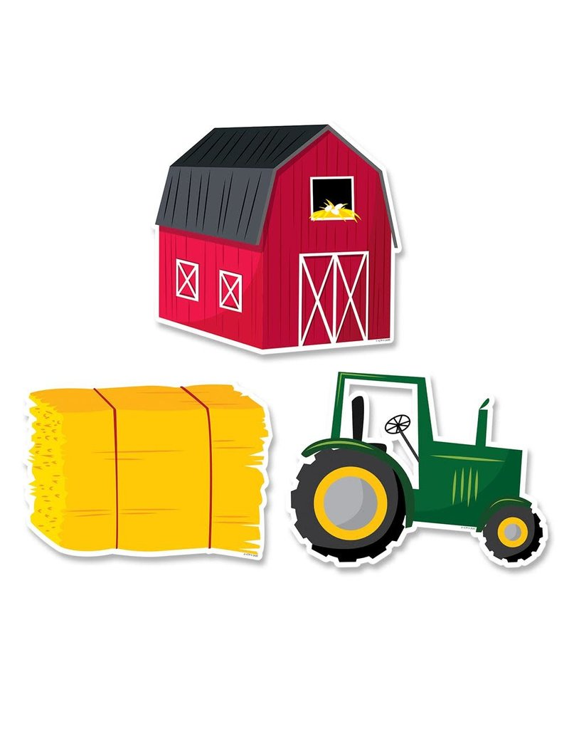 """Farm Fun 6"""" Cut-Outs"""