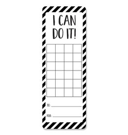 I Can Do It! Incentive Cards