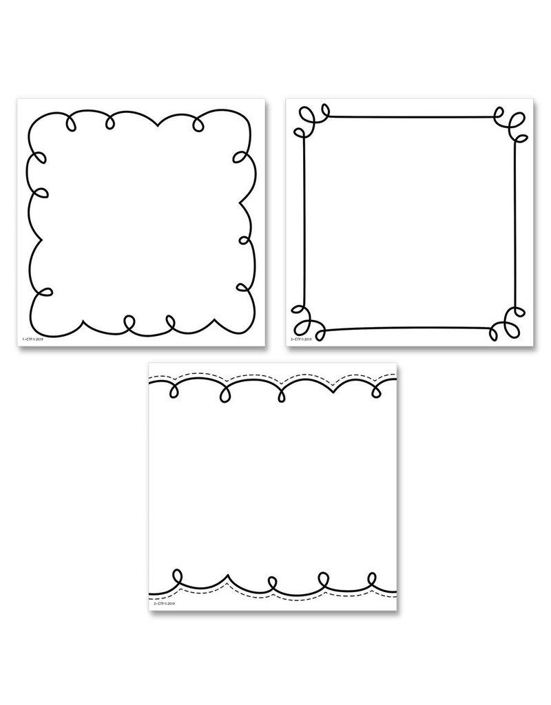 """Loop-de-Loop Cards 6"""" Cut-Outs"""