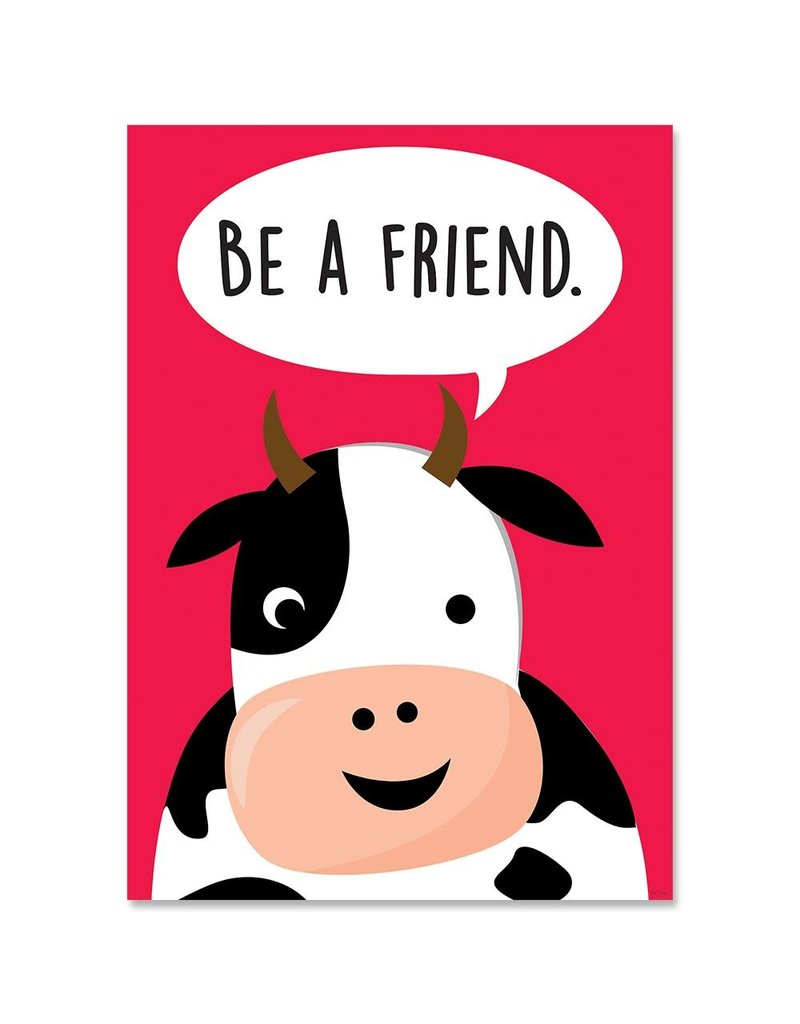 Be A Friend Poster