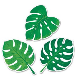 """Monstera Leaves 6"""" Cut Outs"""