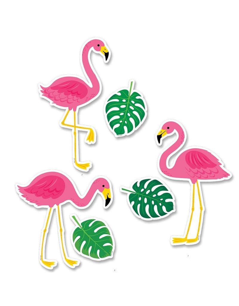 """Flamingo Fun 6"""" Cut Outs"""