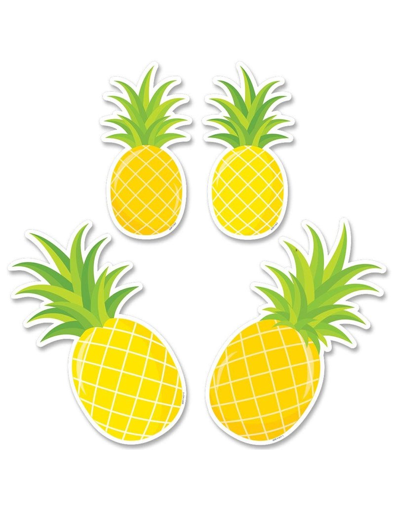 """Pineapple Party 6"""" Cut Outs"""