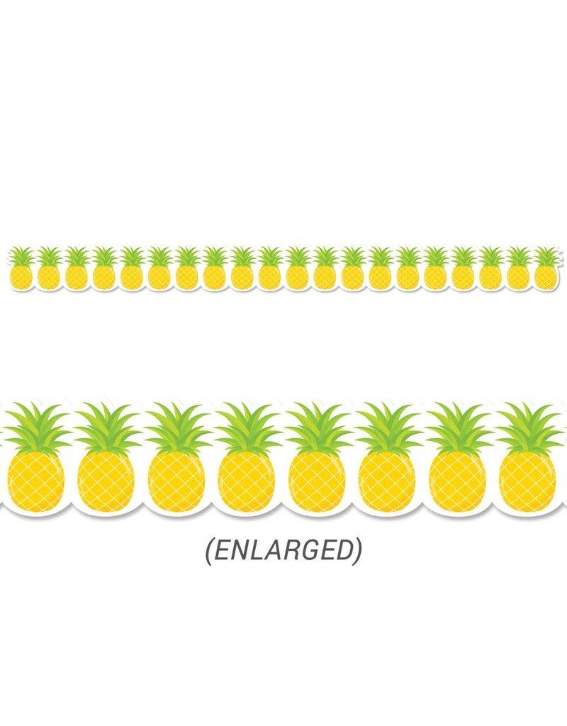 Pineapples Border