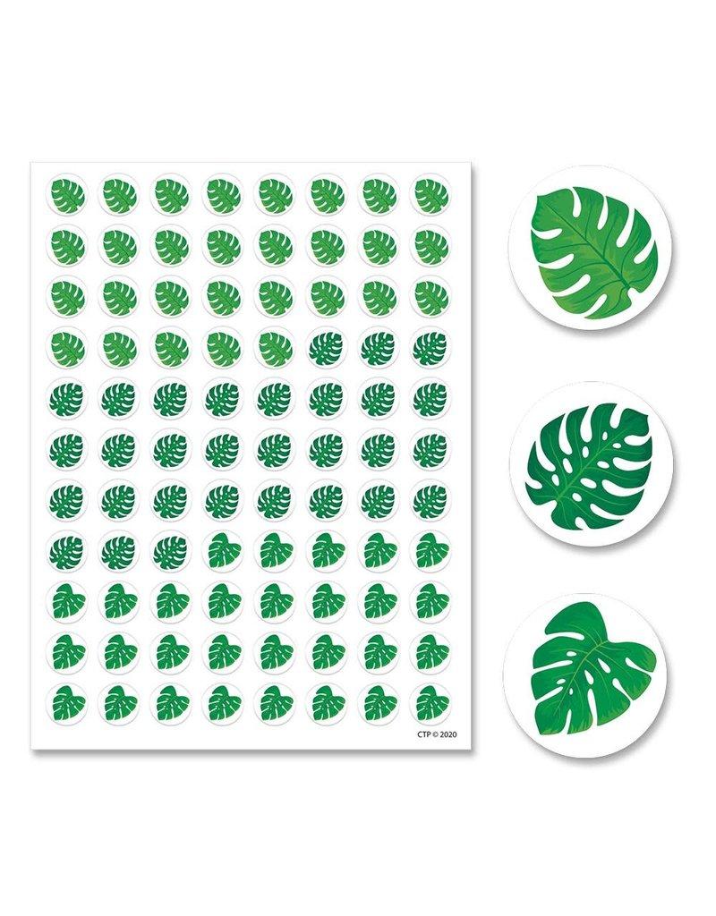 Monstera Leaves mini stickers
