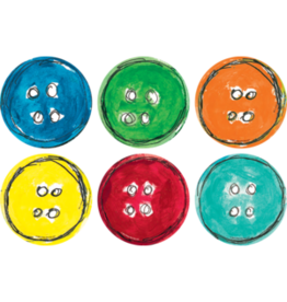 Pete the Cat Groovy Buttons Carpet Markers