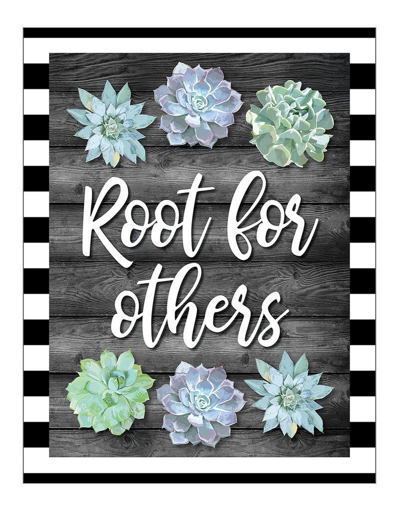 Simply Southern Root for Others Poster