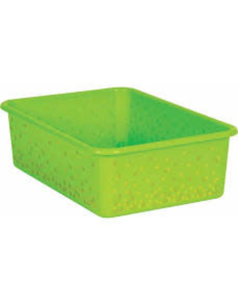 Large Plastic Storage Bin