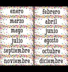 Confetti Spanish Monthly Headliners