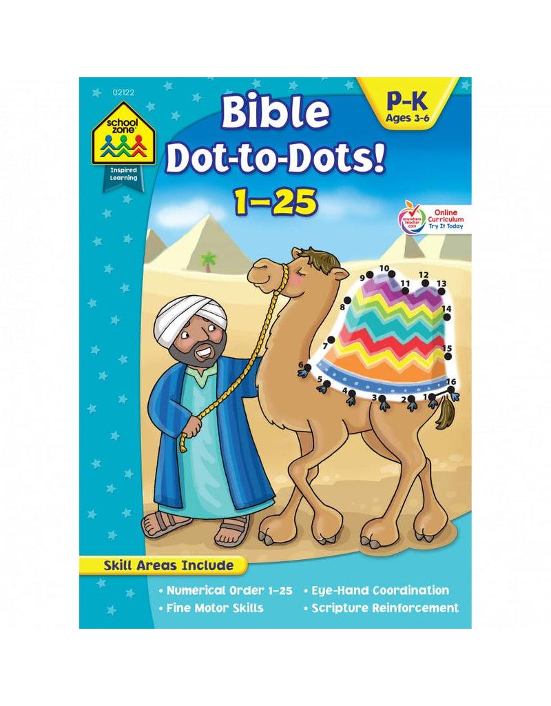 Bible Dot-to-Dots 1-25
