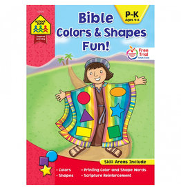 Bible Colors and Shapes Fun!
