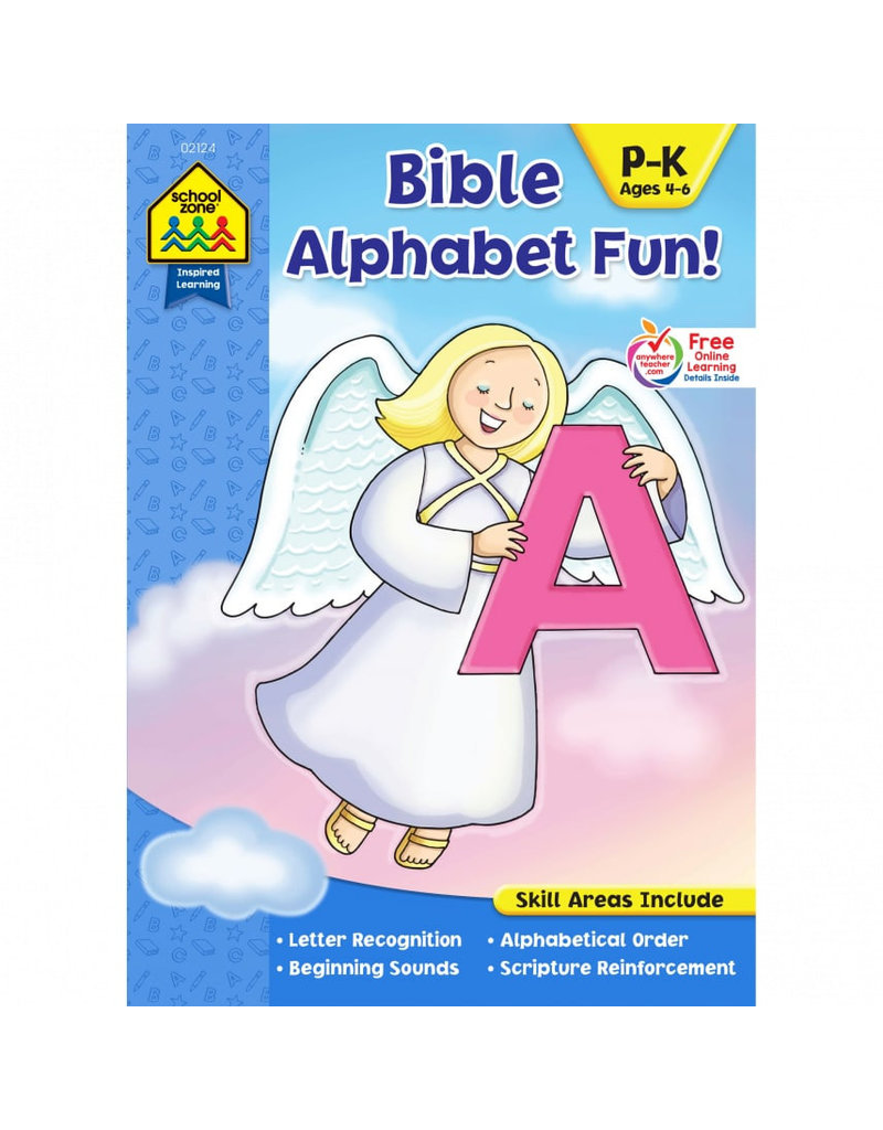 Bible Alphabet Fun!