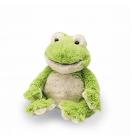 Frog Warmies Plush