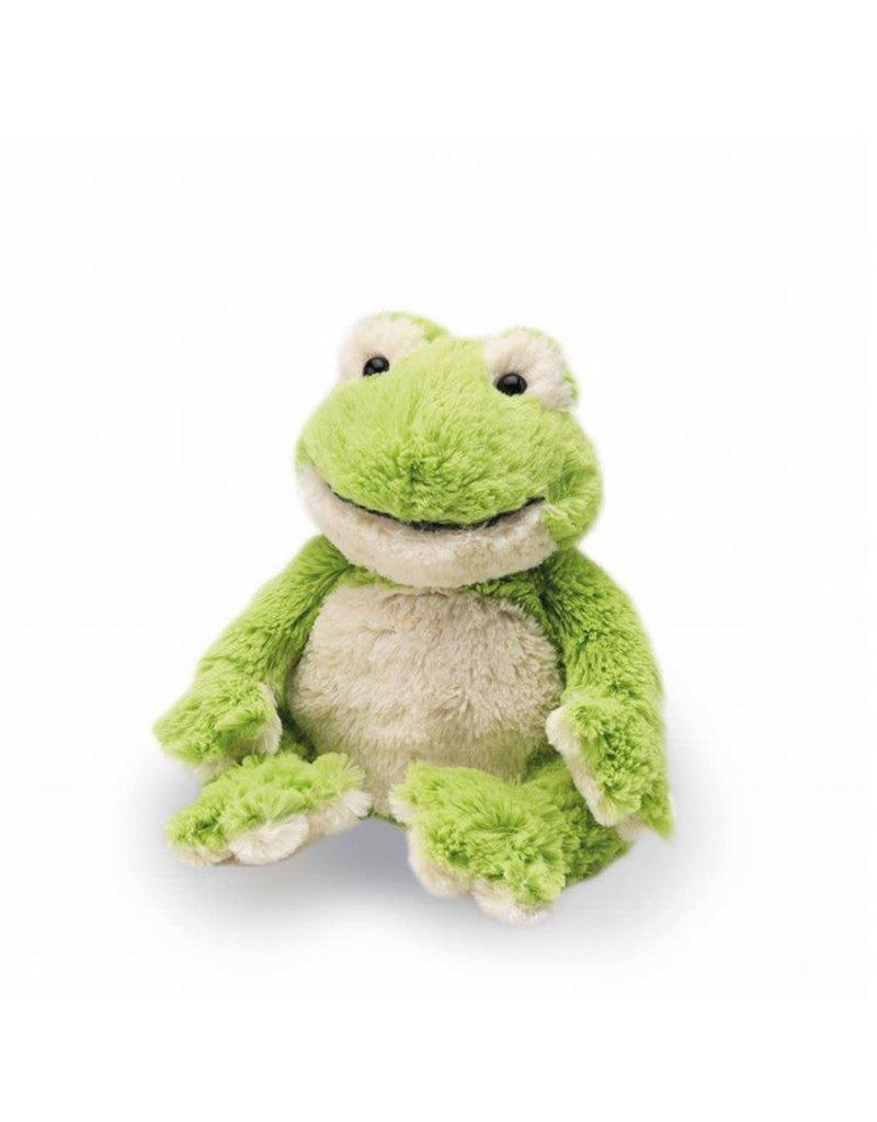 Frog Warmies Plush