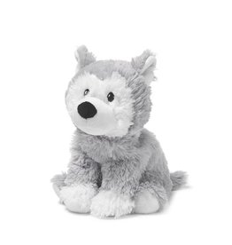 Husky Warmies Plush