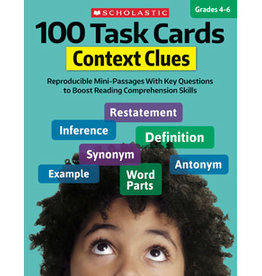 100 Task Cards Context Clues