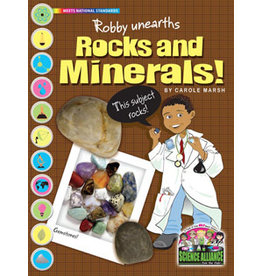 SA-P Rocks and Minerals