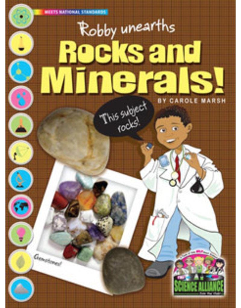 SA-P Rocks and Minerals