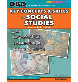 Key Concepts and Skills for Social Studies