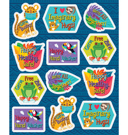 Germ Busters Stickers