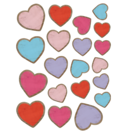 Home Sweet Classroom Hearts Accents Assorted Sized