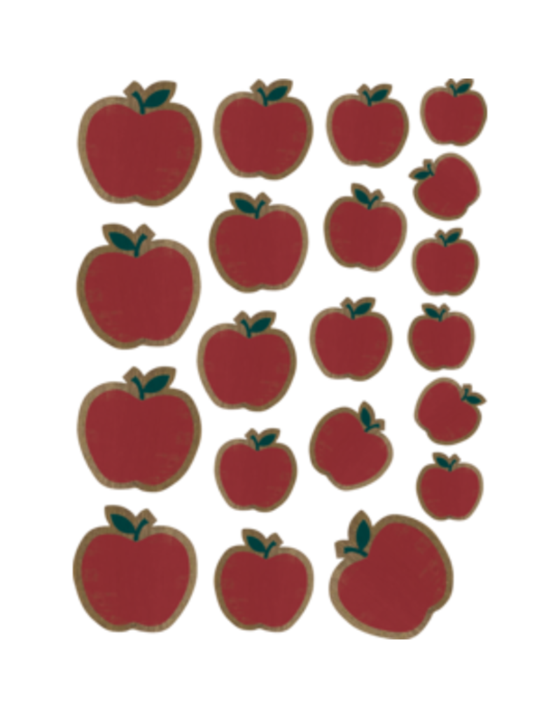 Home Sweet Classroom Apple Accents Assorted Sizes