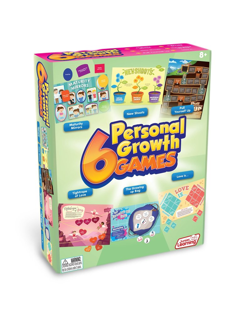 6 Personal Growth Games
