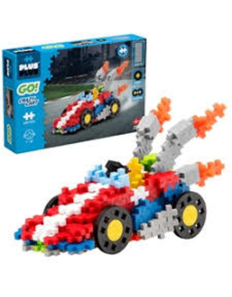 Plus Plus Go! Crazy Cart