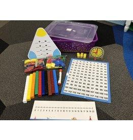 First Grade Math Manipulative Set