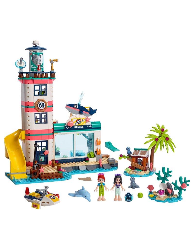 LEGO Lighthouse Rescue Center