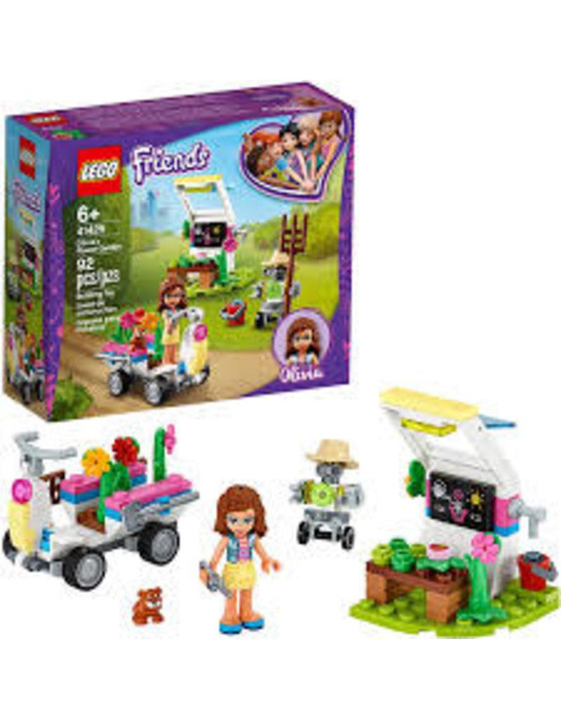 LEGO Olivia's Flower Garden
