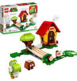 LEGO Mario's House & Yoshi Expansion Set