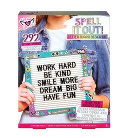 Letter Board Design Kit